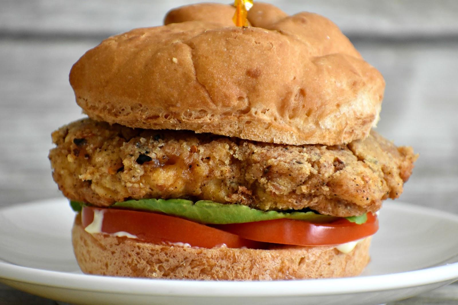 Wendys Chicken Sandwiches  Spicy Chicken Sandwich Wendy s Copycat Gluten Free