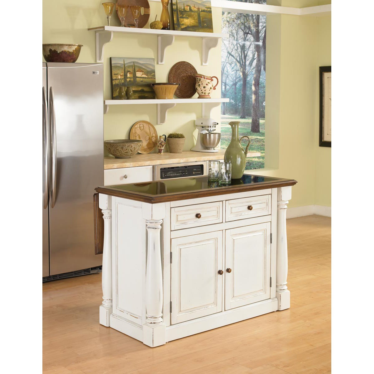 White Marble Top Kitchen Island  Privacy Policy