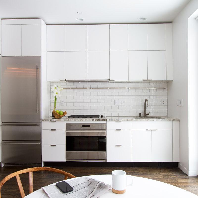 White Tile Kitchen Backsplash  Kitchen Design Ideas 9 Backsplash Ideas For A White Kitchen
