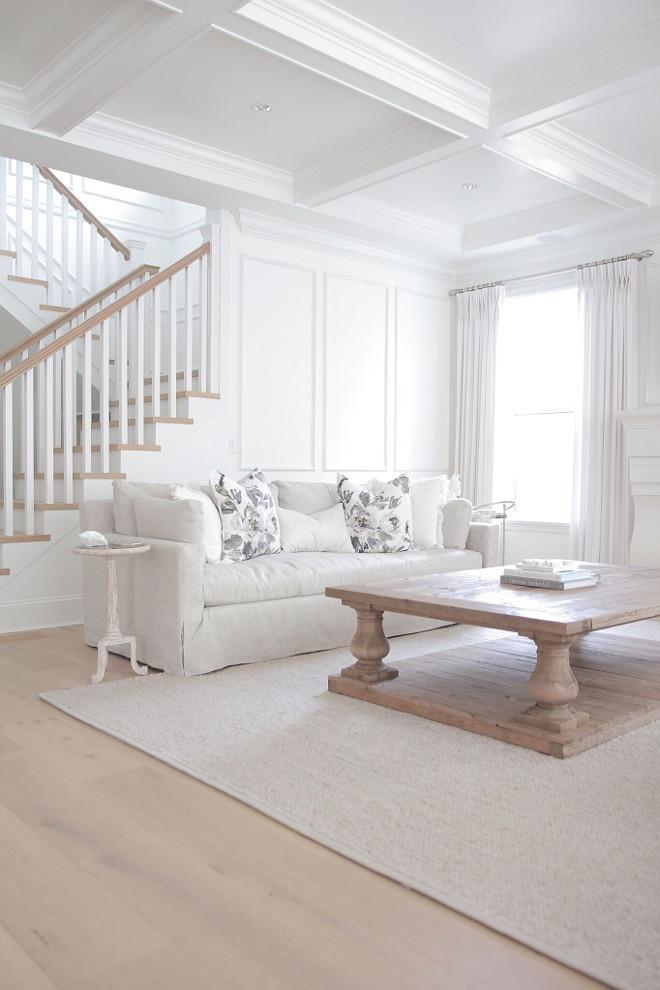 White Walls Living Room  White Living Room Walls – Modern House