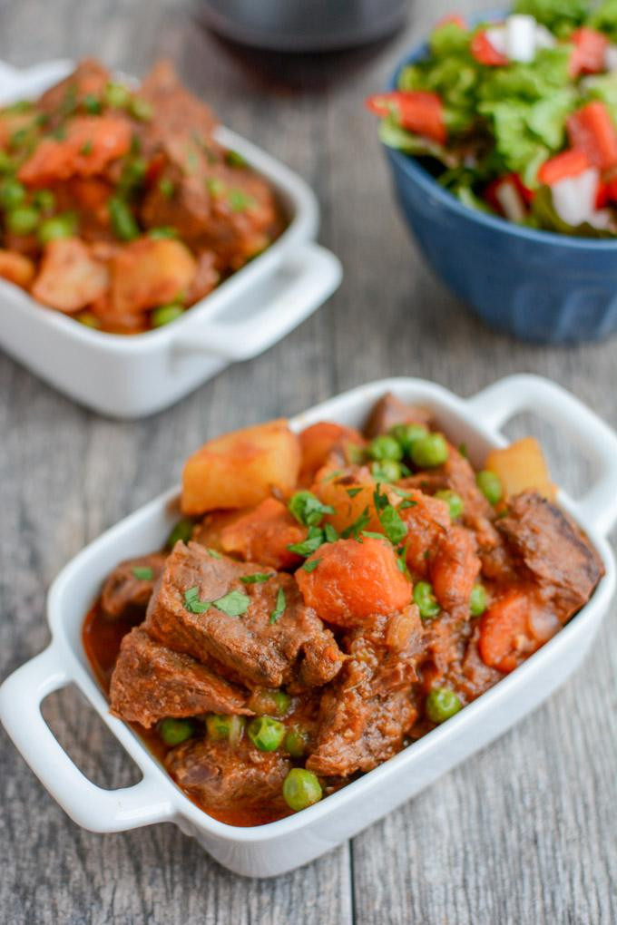 Winter Instant Pot Recipes  Instant Pot Beef Stew