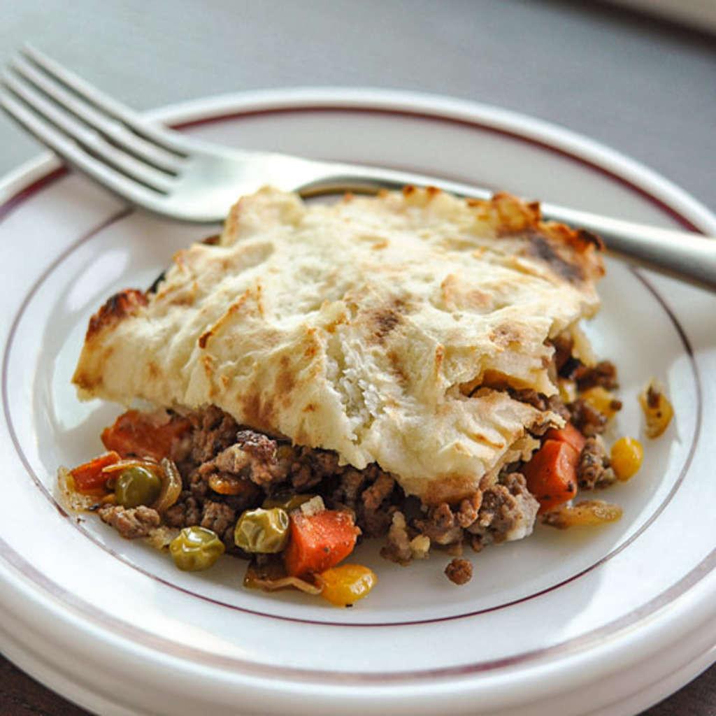 Winter Pie Recipes  Winter Casserole Recipe Shepherd s Pie