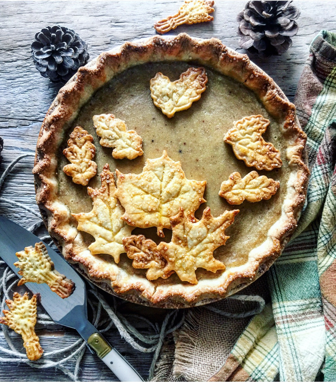 Winter Pie Recipes  Aimee s Winter Squash Pie