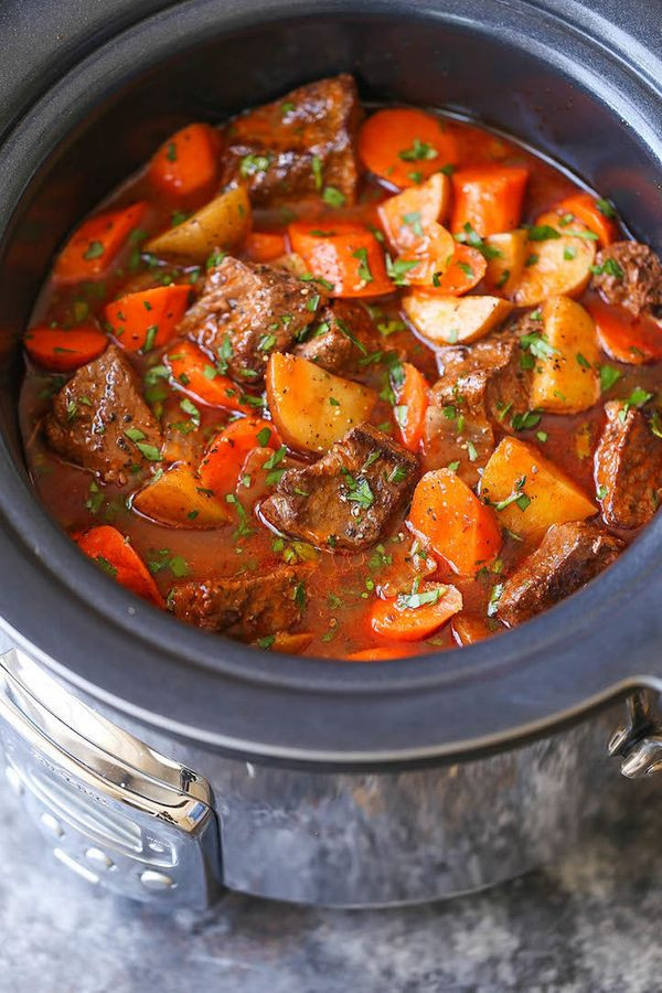 Winter Stew Recipes  Crock Pot Stew Recipes To Get You Through The Winter