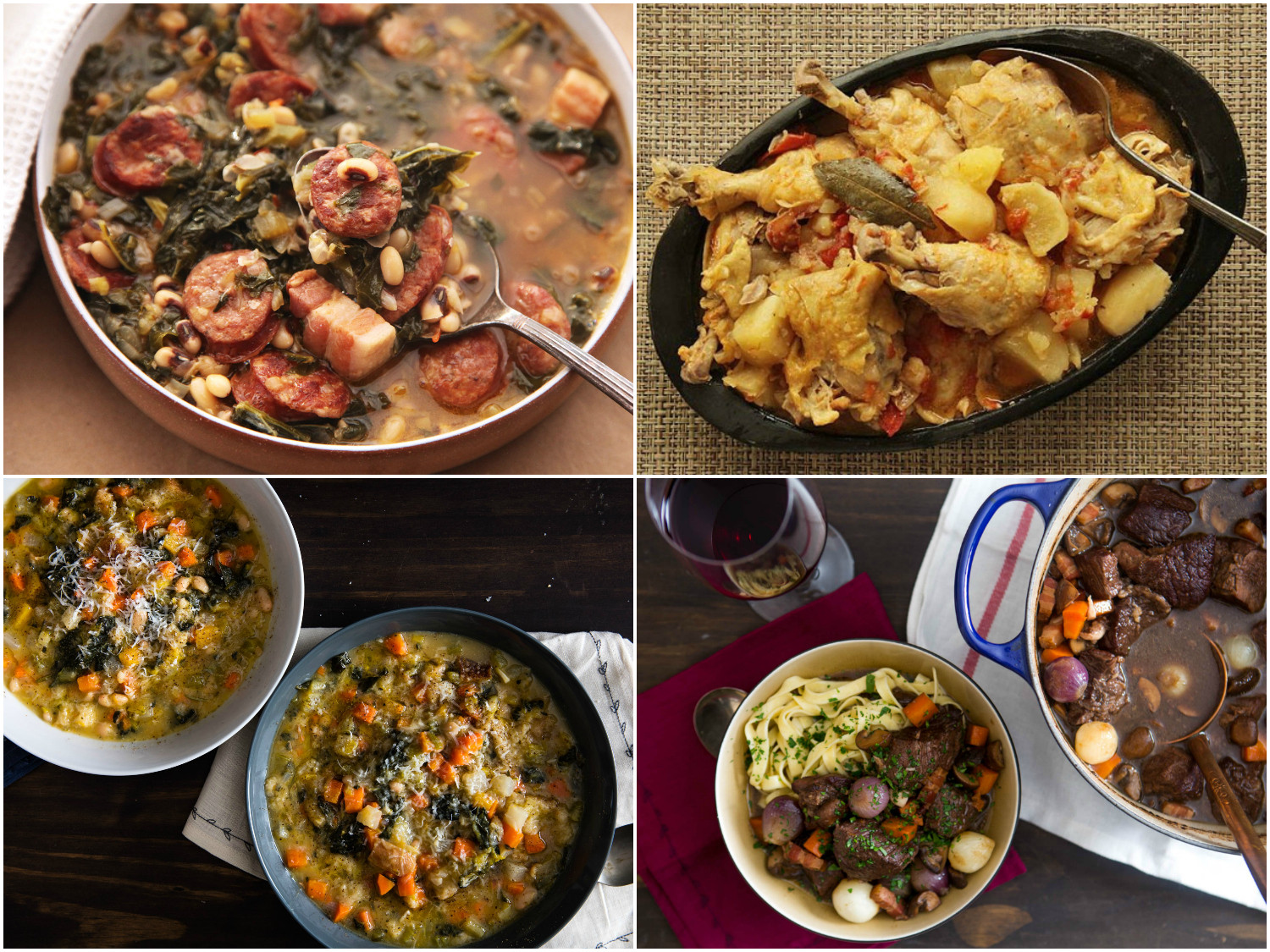 Winter Stew Recipes  16 Hearty Stew Recipes to Ride Out the Winter