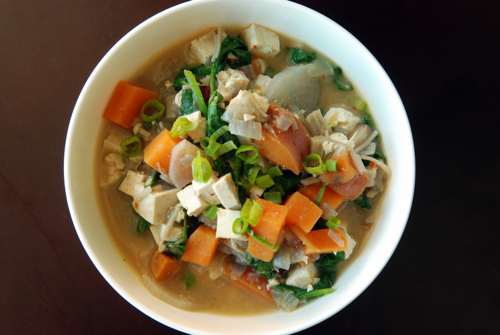 Winter Stew Recipes  Japanese Winter Stew