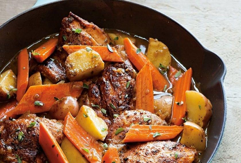 Winter Stew Recipes  Chicken Stew Recipe