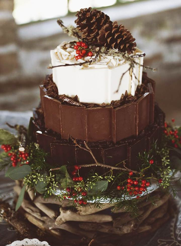 Winter Themed Wedding Cakes  Winter Wedding Cakes 7 Delicious Cakes For A Beautiful