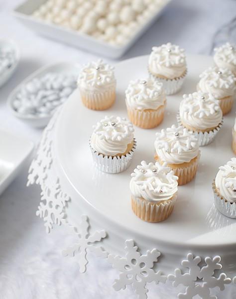 Winter Wonderland Cupcakes  7 Winter Wonderland and Holiday Cupcake Recipes