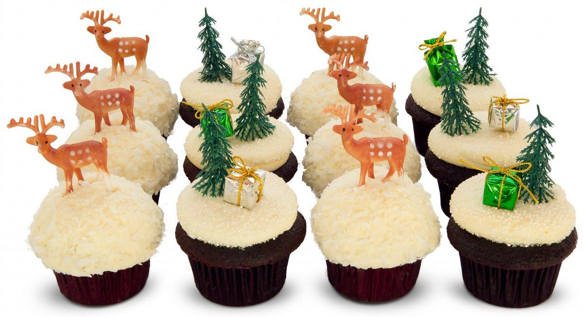 Winter Wonderland Cupcakes  Winter Wonderland Dozen